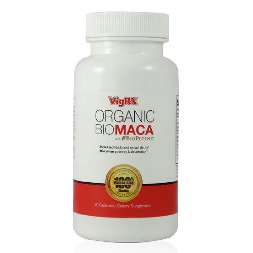 美国威乐VigRX秘鲁玛卡胶囊天然maca配方男性性健康补充