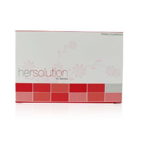 Hersolution性冷淡兴奋情侣系列调情趣女性性健康营养片 可备孕