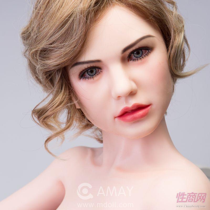 艾秘/AMAY实体娃娃男用性玩偶高级铂金硅胶娃娃女朋友--Taylor