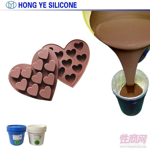 制作糖艺硅胶模具的液体硅胶   情趣用品
