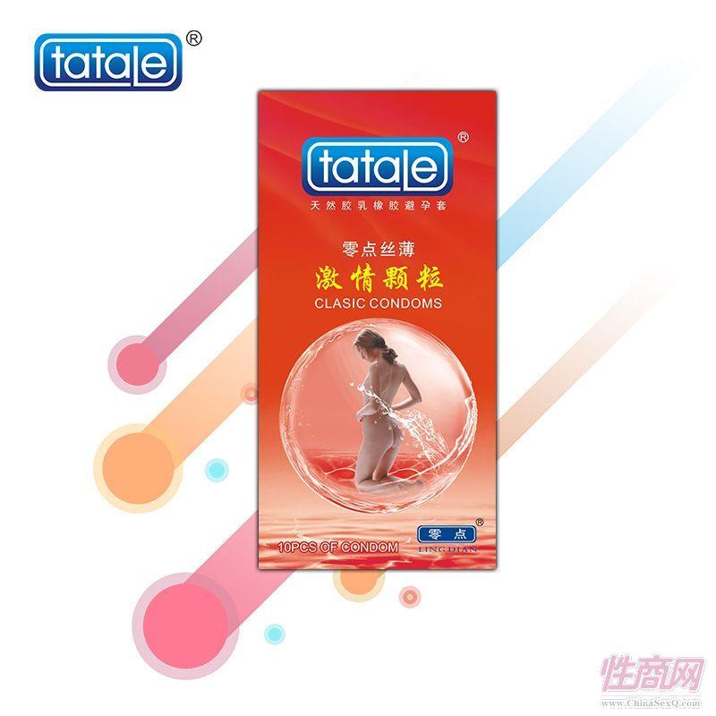 tatale零点系列 激情颗粒装 10只装 颗粒滚动刺激2