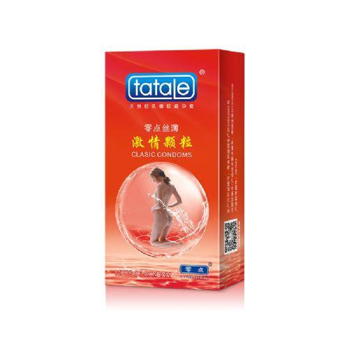 tatale零点系列 激情颗粒装 10只装 颗粒滚动刺激