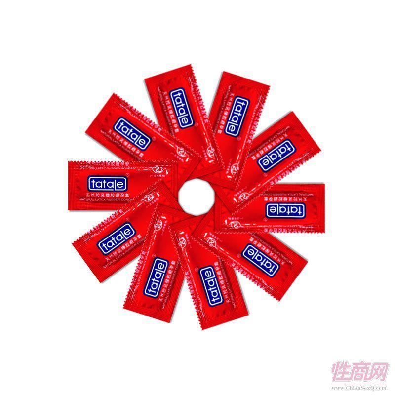 tatale零点系列 激情颗粒装 10只装 颗粒滚动刺激3