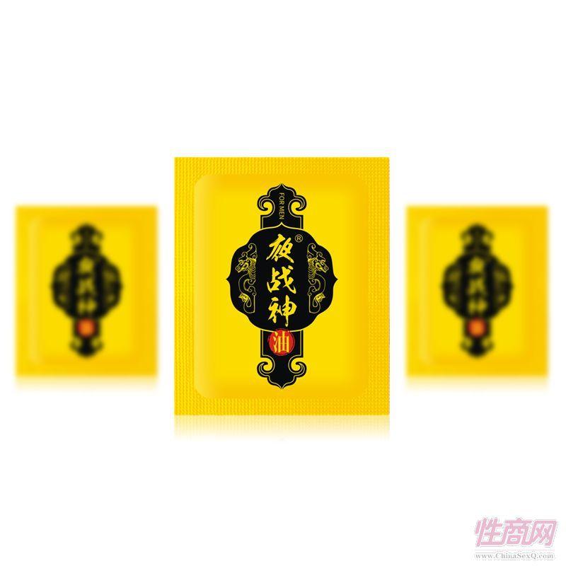 夜战神男士外用湿巾1片(精装款)4