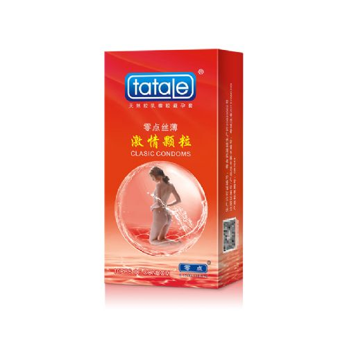 tatale 10只装激情颗粒避孕套-安全套
