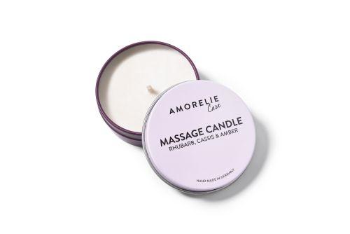 德国Amorelie按摩精油蜡烛黑加仑味情趣蜡烛低温蜡烛三百贸易42°