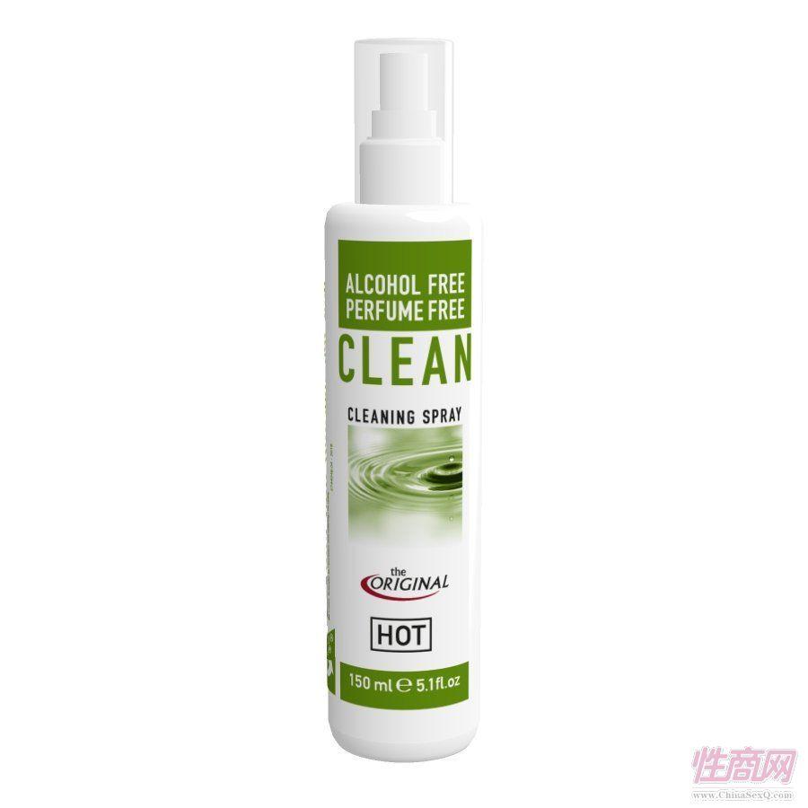 HOT CLEAN 清洁喷雾