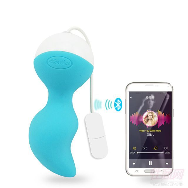 曼诺手机蓝牙APP智能无线情趣跳蛋女用器具成人用品厂家