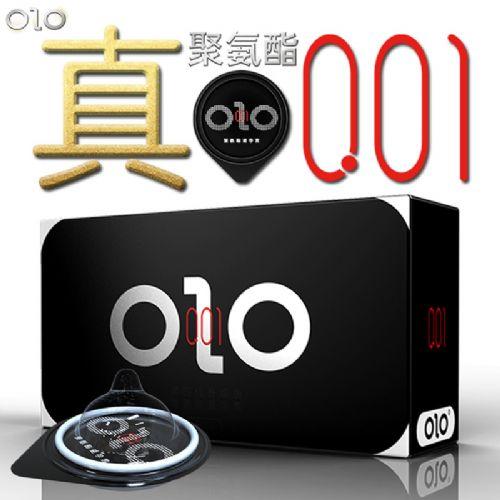 OLO进口001避孕套超薄0.01安全套标准6只装聚氨酯成人