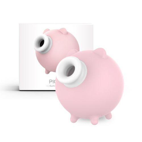 斯汉德s186小飞猪女用吸吮振动器多频震动成人