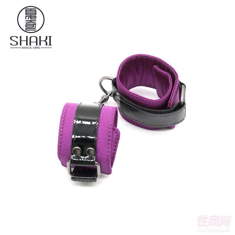 夏奇紫色浪漫情趣工具捆绑套装sm诱惑调情成人用品批发外贸出口4