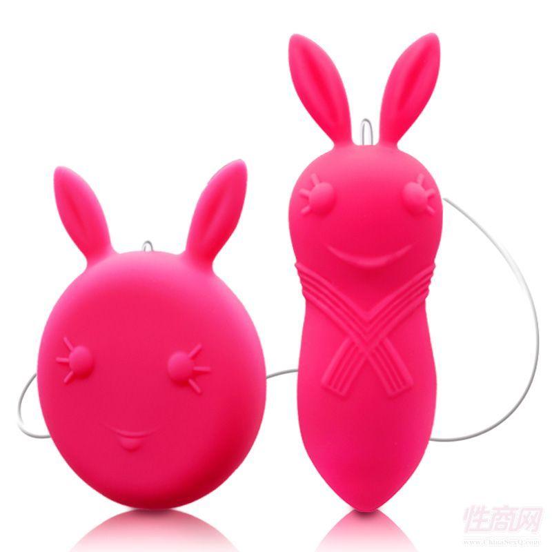 脉冲跳蛋兔子头变频充电冲击2