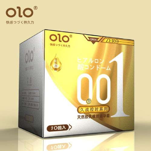 olo安全套001超薄避孕套成人用品代加工