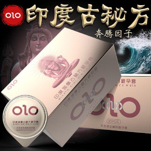 OLO安全套超薄成人用品印度伽摩玻尿酸OEM代加工