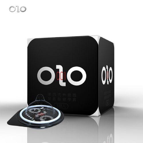 OLO原装正品日本安全套001非乳胶安全套聚氨酯防过敏避孕套
