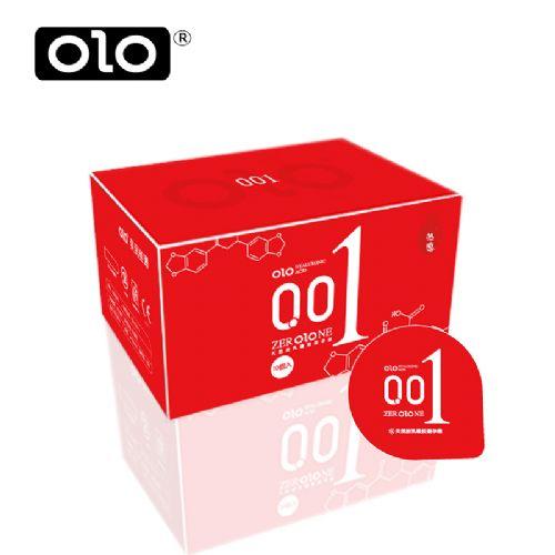 OLO厂家直销避孕套热感女用安全套保险套玻尿酸成人计生用
