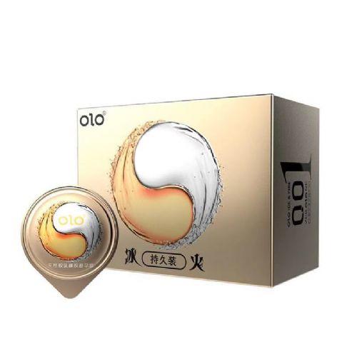 OLO厂家直销避孕套女用安全套保险套玻尿酸成人计生用