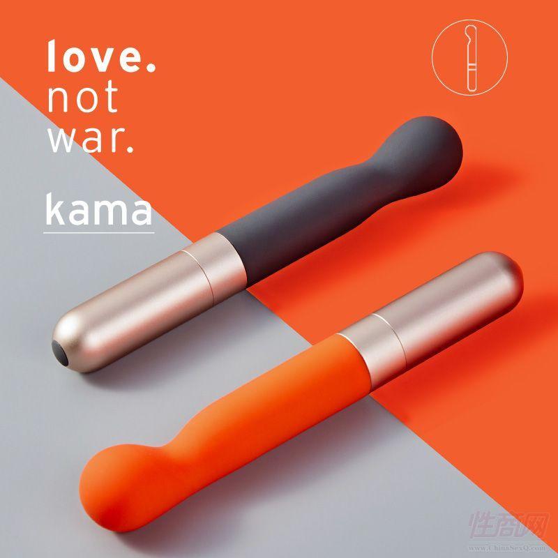 LNW Kama女用G点自慰器具震动棒插入按摩情趣用品