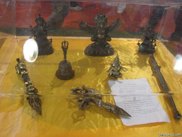 青铜性法器
