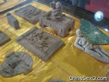 陶偶性文物