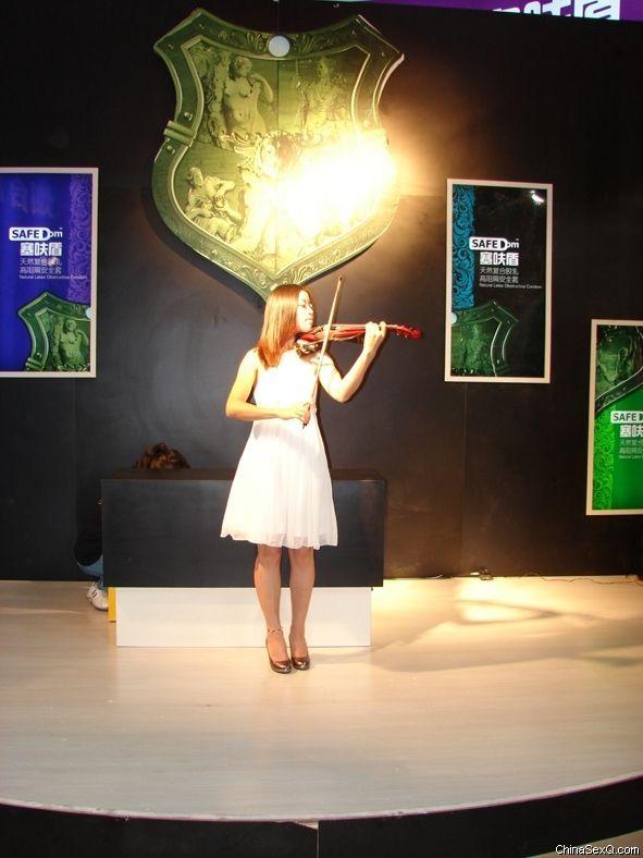 精彩的小提琴演奏