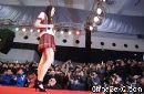 靓丽模特展示日本情趣制服