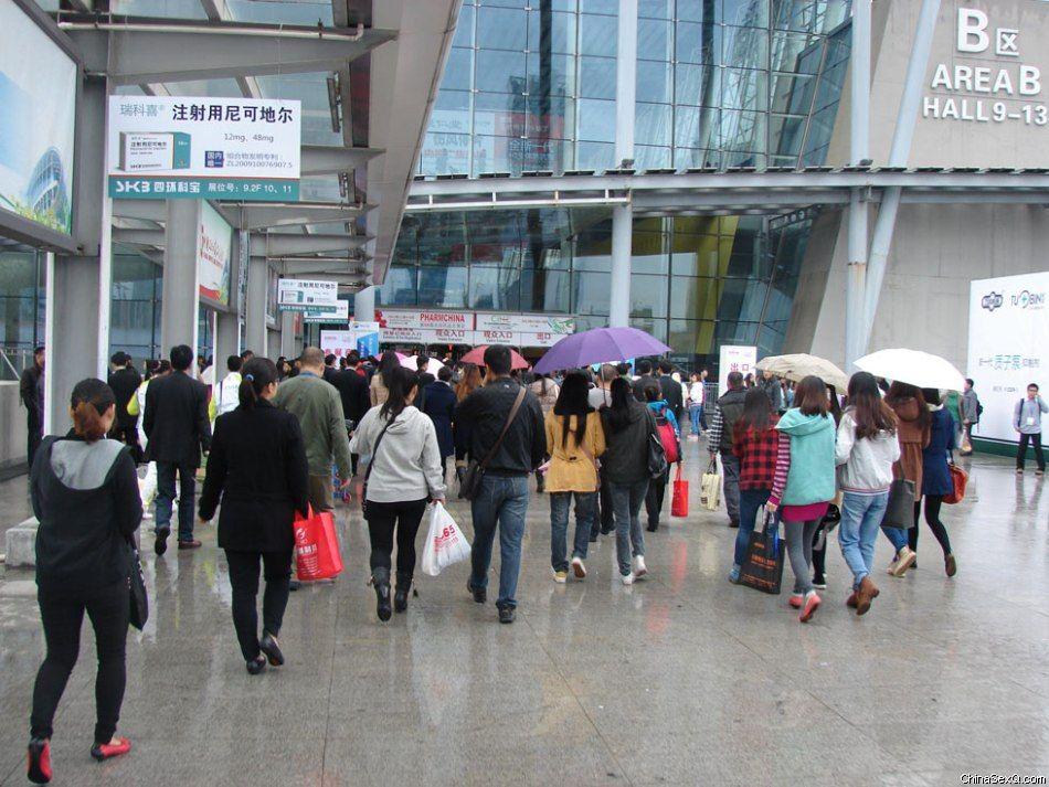 2012年广州国药会报道―展会现场及活动图片2