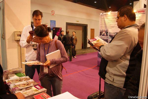 2012第九届上海国际成人展《性商》发行
