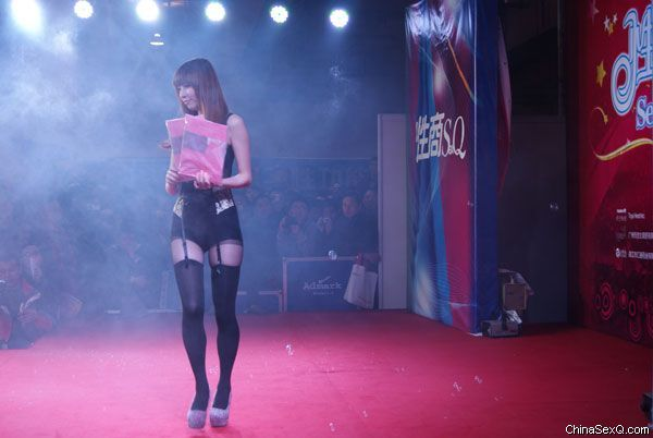 性商嘉年华活动引爆上海成人展场场爆满