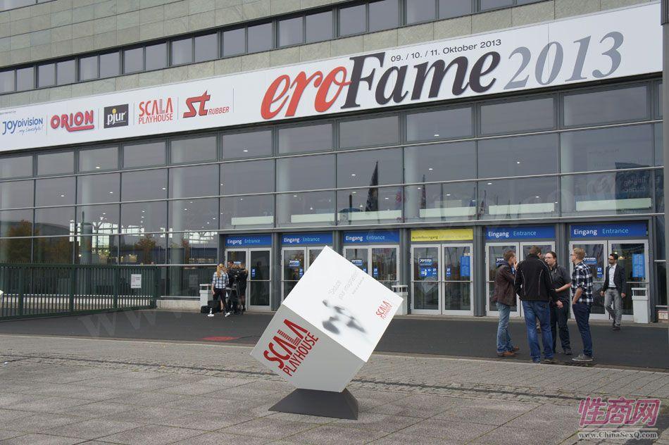 2013德国汉诺威成人展展会现场(1)图片2