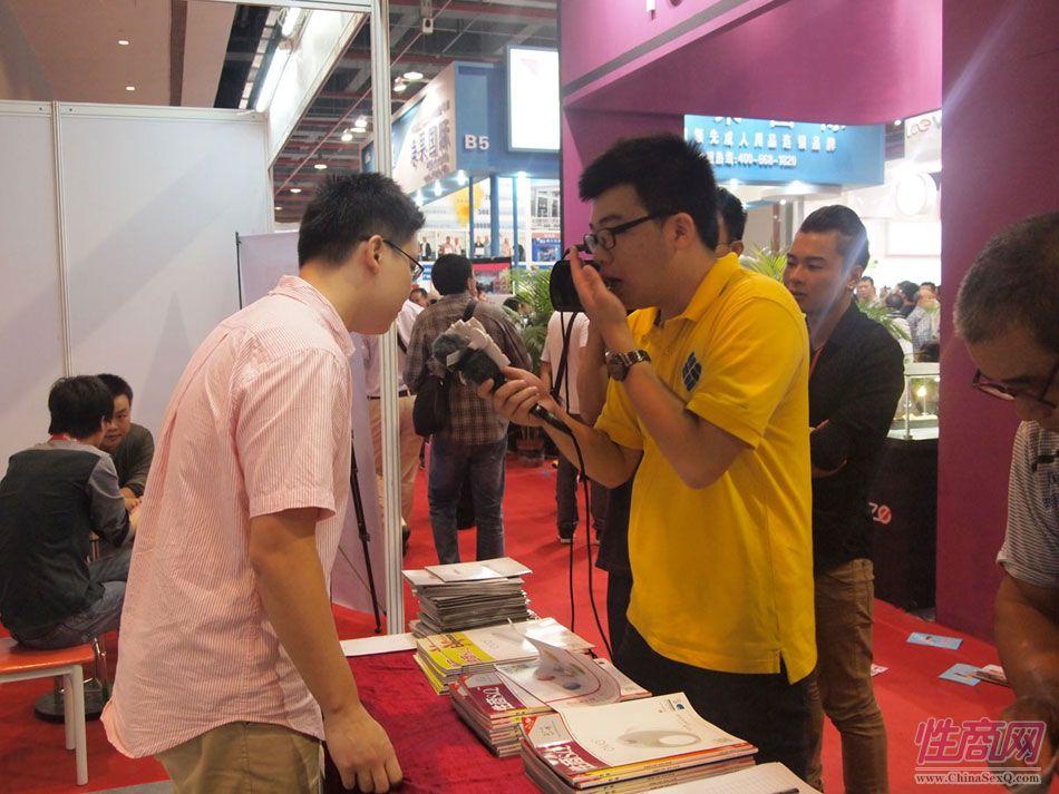 2013广州性文化节《性商》发行(1)图片6