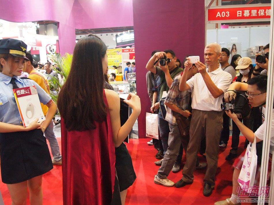 2013广州性文化节《性商》发行(2)图片2
