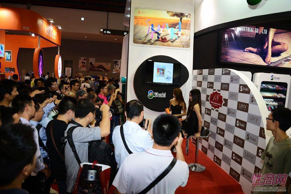 【美图】2013广州性文化节之现场模特图片16