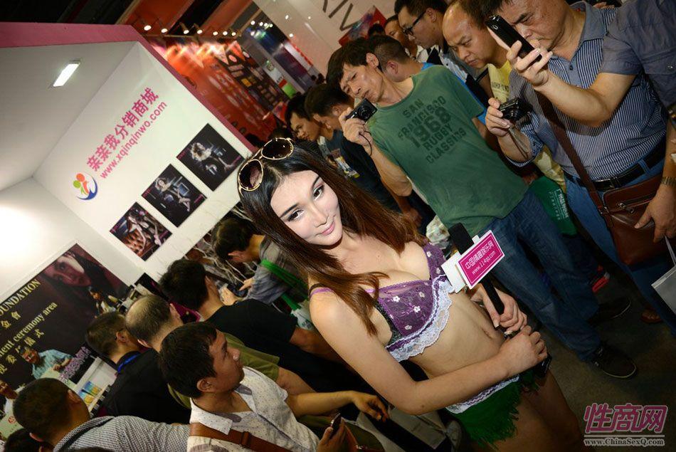 【美图】2013广州性文化节之现场模特图片18