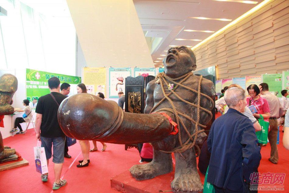 【美图】2013广州性文化节之性文物展图片1