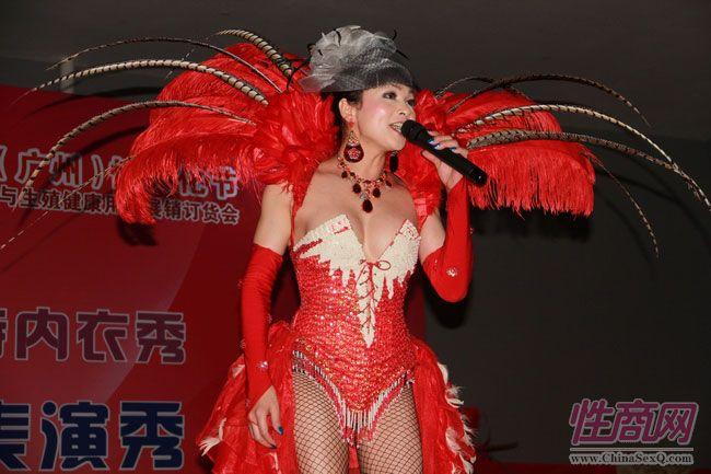【美图】2013广州性文化节之变性模特秀图片1