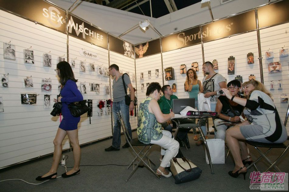2013俄罗斯成人展展会现场(2)图片16