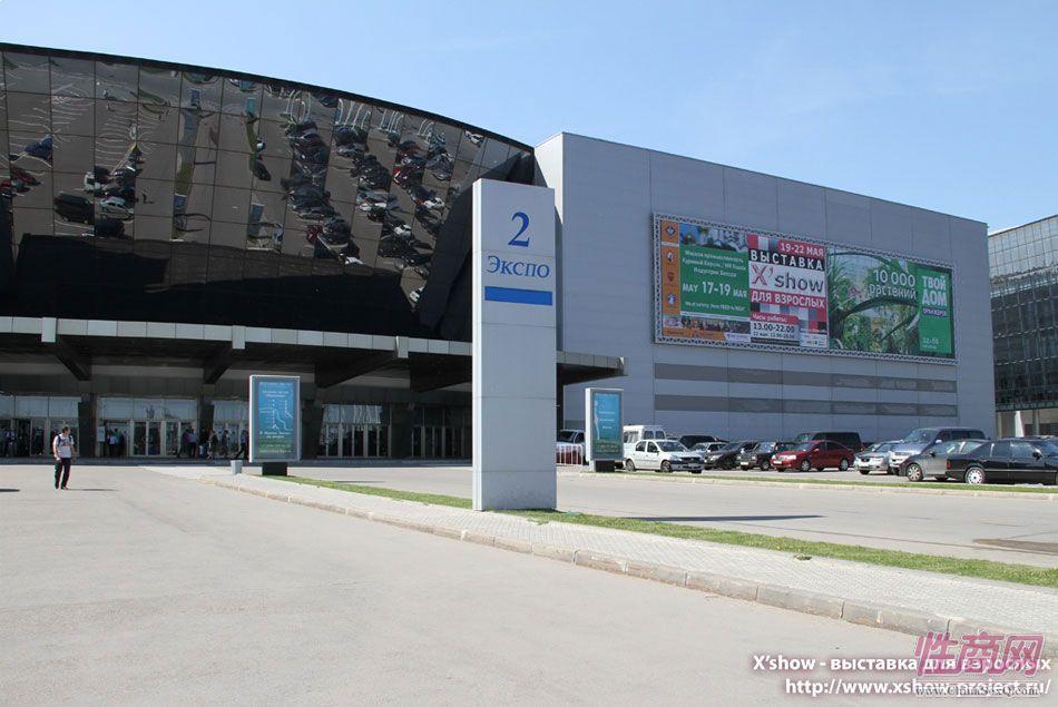 2011俄罗斯成人展展会现场图片1