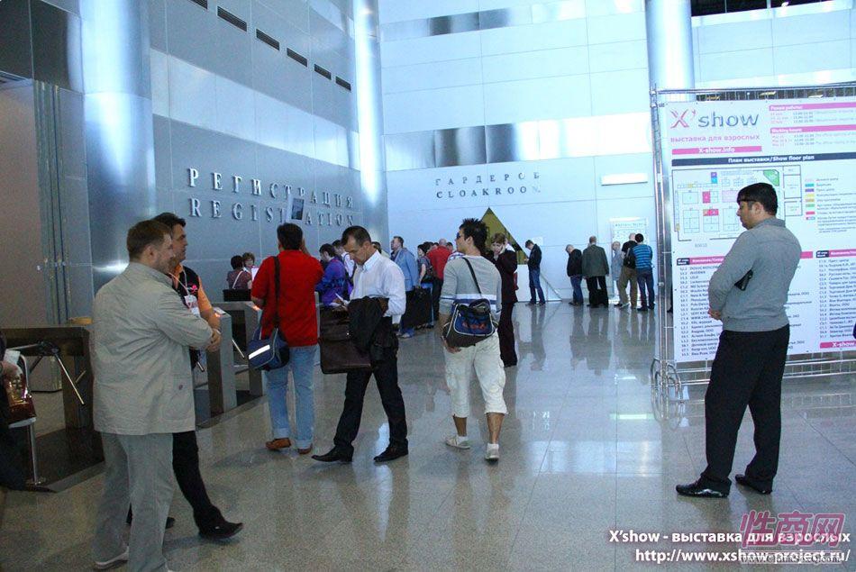 2011俄罗斯成人展展会现场图片2