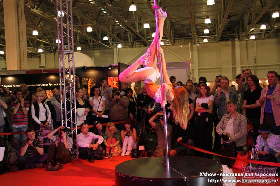 2011俄罗斯成人展钢管舞蹈图片21