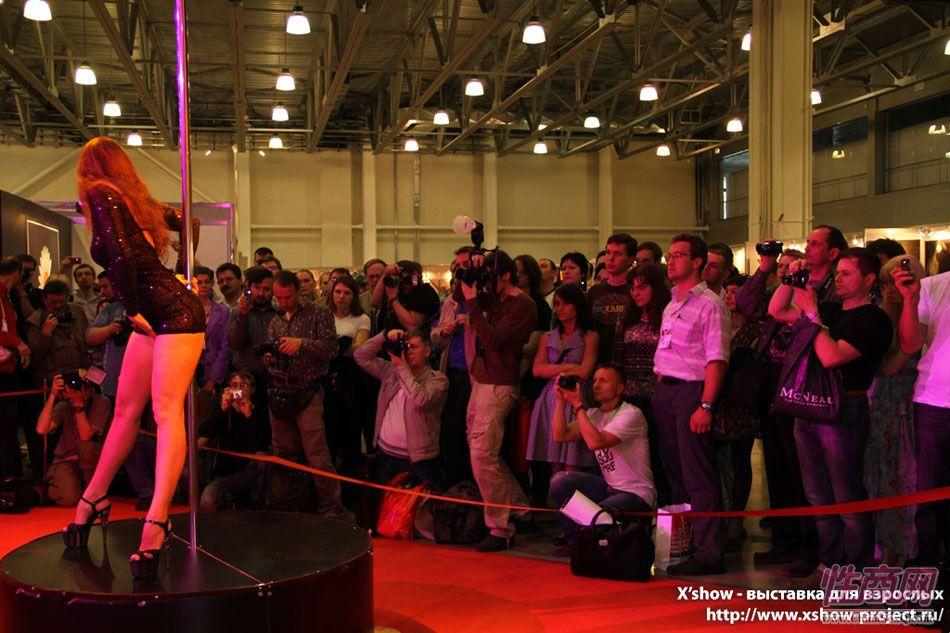 2011俄罗斯成人展钢管舞蹈图片25