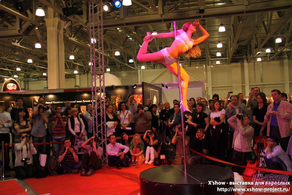 2011俄罗斯成人展钢管舞蹈图片30