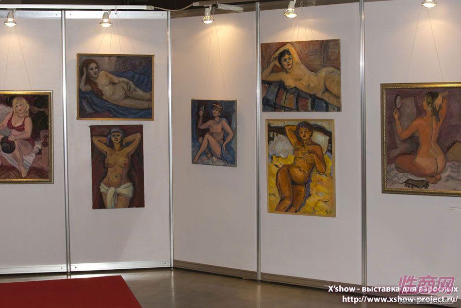 2011俄罗斯成人展艺术沙龙图片3
