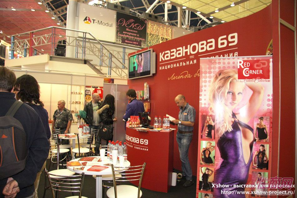 2010俄罗斯成人展展商展位图片25