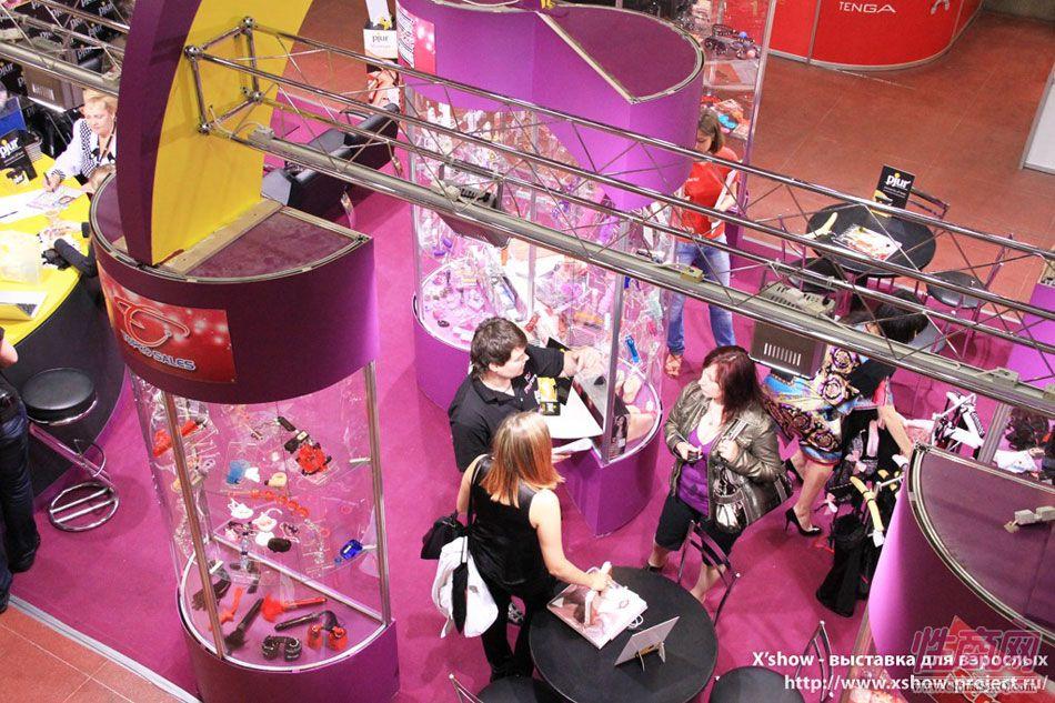 2010俄罗斯成人展展商展位图片36