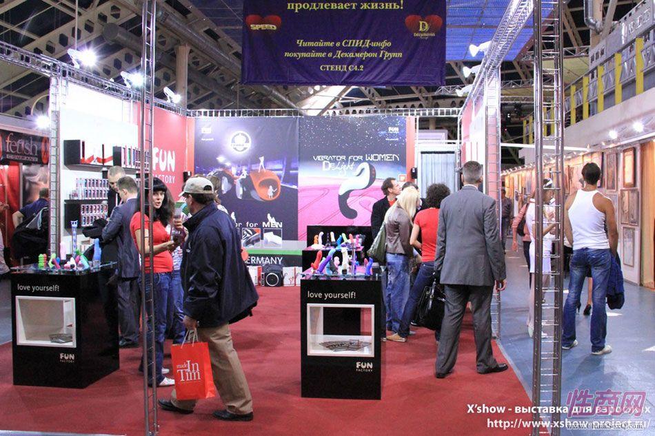 2010俄罗斯成人展展商展位图片38