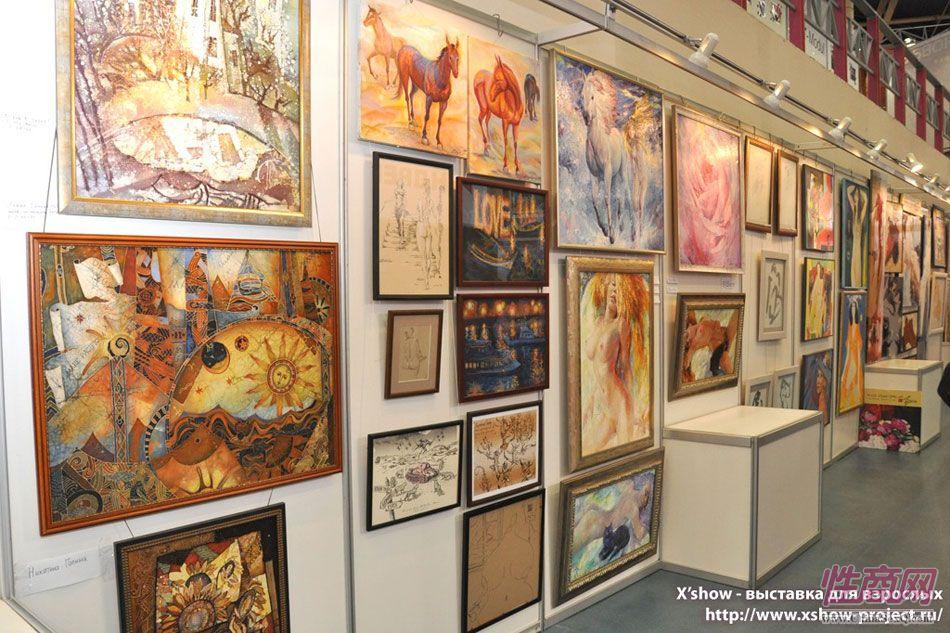 2010俄罗斯成人展艺术沙龙图片1
