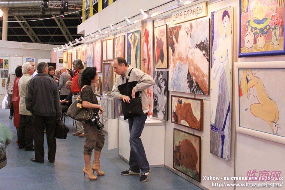 2010俄罗斯成人展艺术沙龙图片4