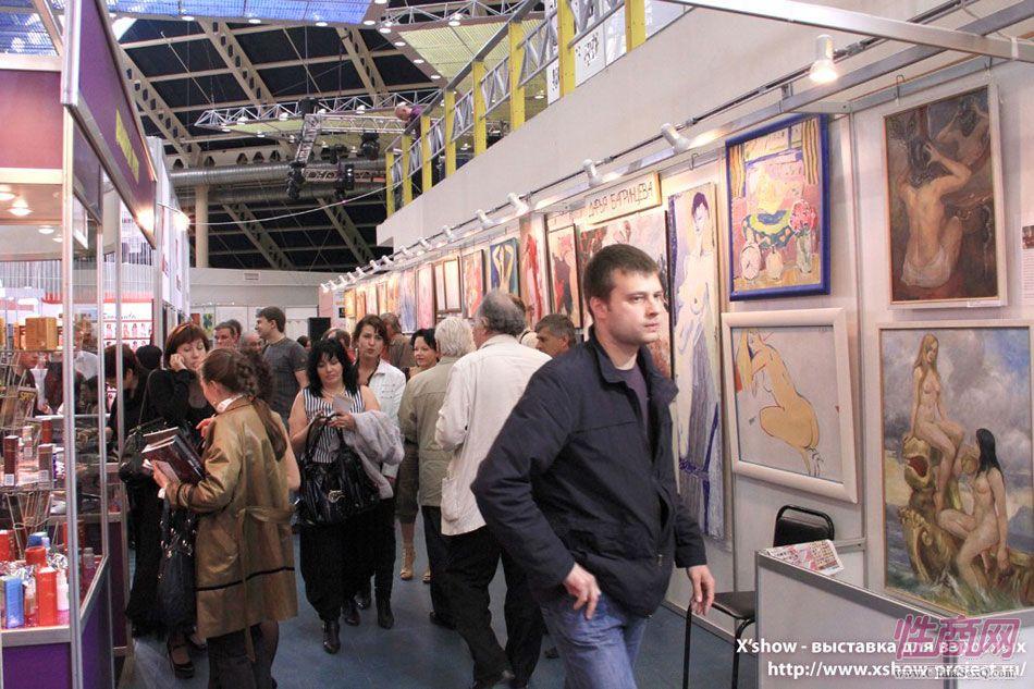 2010俄罗斯成人展艺术沙龙图片3