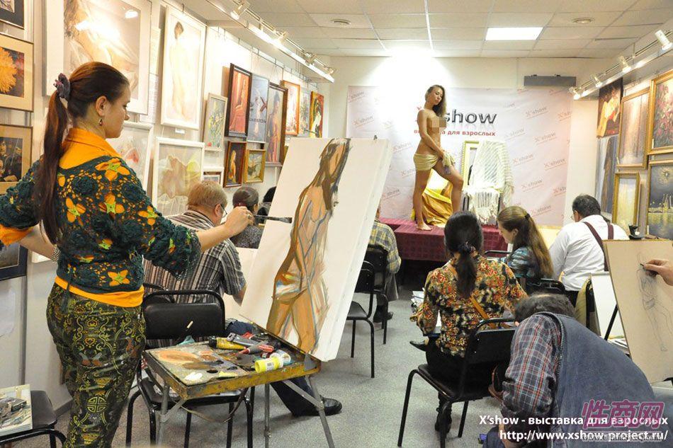 2010俄罗斯成人展艺术沙龙图片5